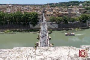 Vue du Castel Sant'Angelo