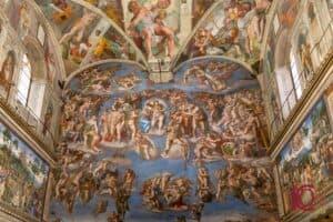 Vaticano Cappella Sistina